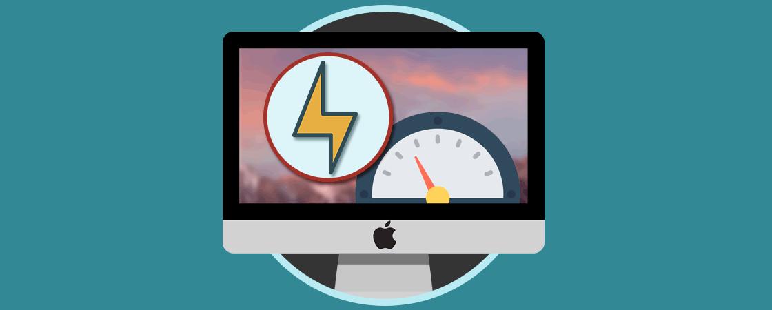 mejorar rendimiento velocidad mac