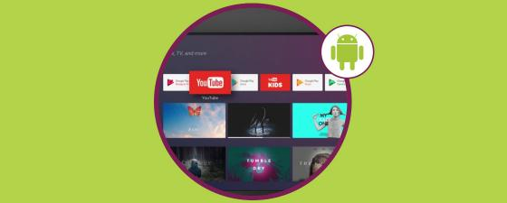 android tv home novedades