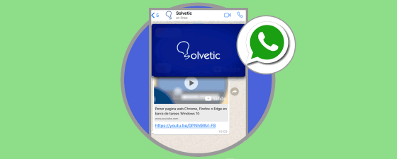 Ver vídeos de WhatsApp desde app iPhone