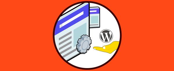 Elementos a tener en cuenta para crear una web en WordPress