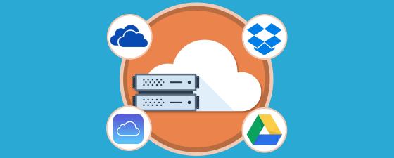 servicios almacenamiento nube