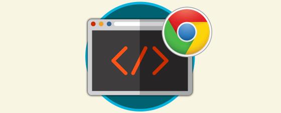 comandos utiles para google chrome
