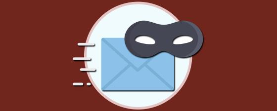 enviar correo anonimo