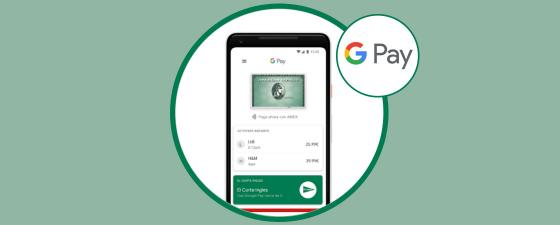 google pay ya disponible para descargar
