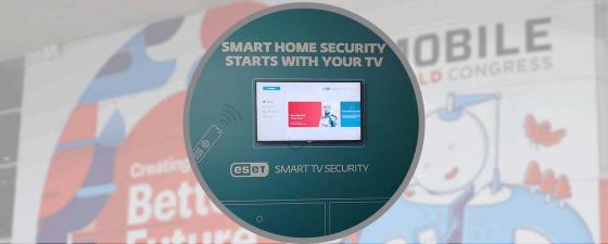 ESET Smart TV Security portada mwc18
