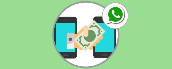 whatsapp permitirá hacer transferencias desde la app