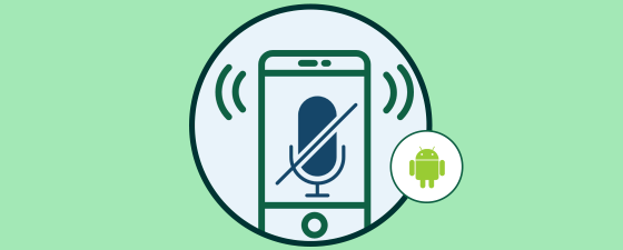 android p seguridad microfono