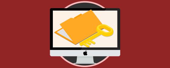 encriptar archivos mac