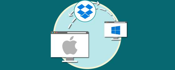sincronizar escritorio mac y windows en dropbox