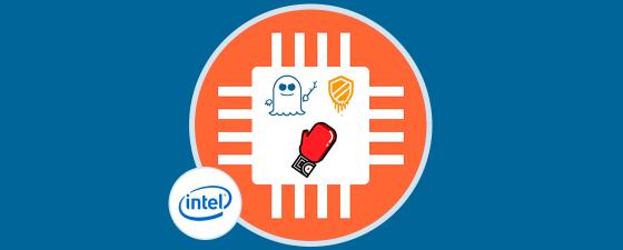 intel spectre y meltdows procesadores