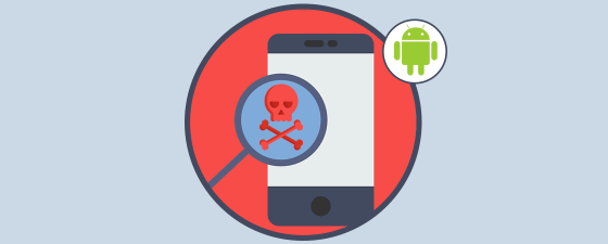 42 móviles android infectados troyano