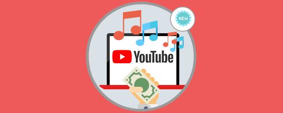 youtube aumenta publicidad entre vídeos de musica