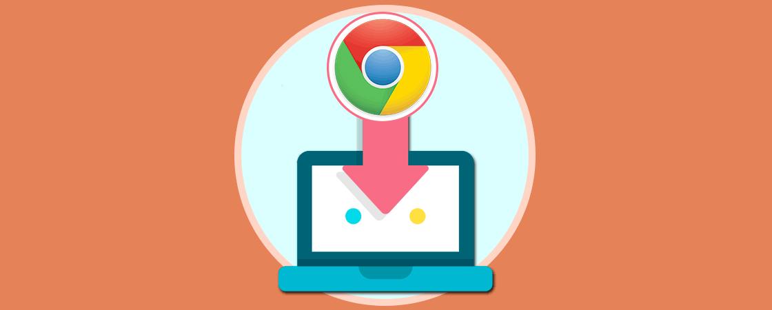 Mejor gestor de descargas (Download manager) Google Chrome - Solvetic