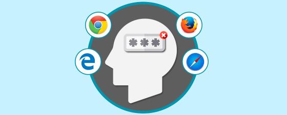 evitar contraseñas navegadores