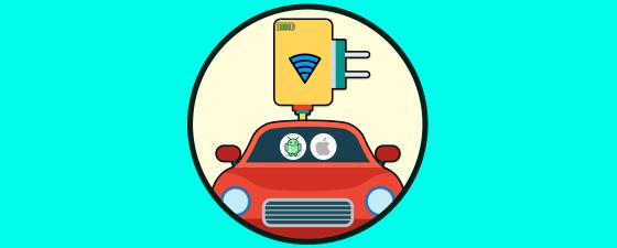 Mejores cargadores Wireless para coche Android e iPhone