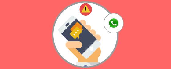 mensajes whatsapp alerta