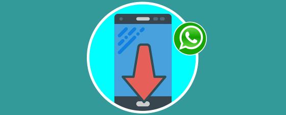 whatsapp descargar archivos eliminados