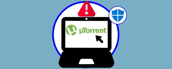 uTorrent considerado amenaza por 6 antivirus