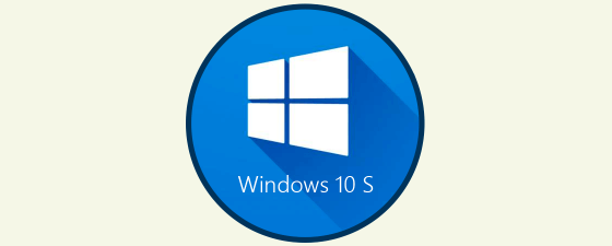 Windows 10 S caracteristicas