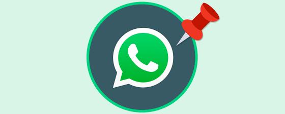 fijar conversaciones whatsapp