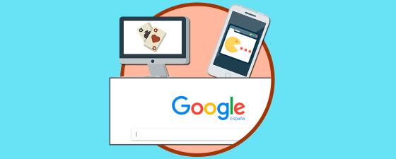 juegos buscador google