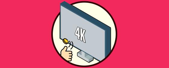Mejores TV calidad precio 4K