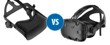Combate oculus rift vs htc vive