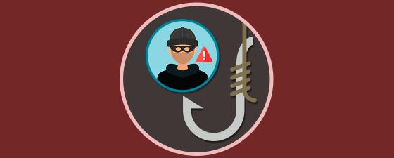 evitar correo phishing