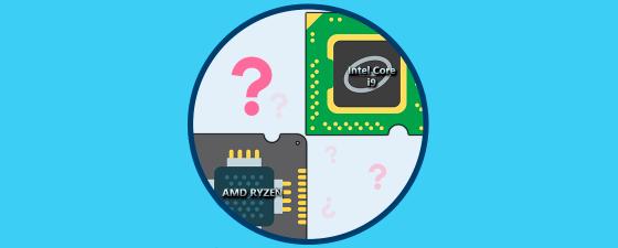 Intel Core i9 vs AMD Ryzen Características y comparación
