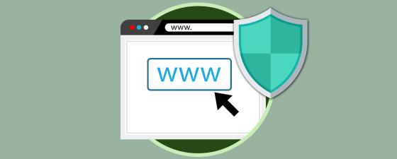 navegar seguro internet