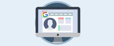perfil empresa google