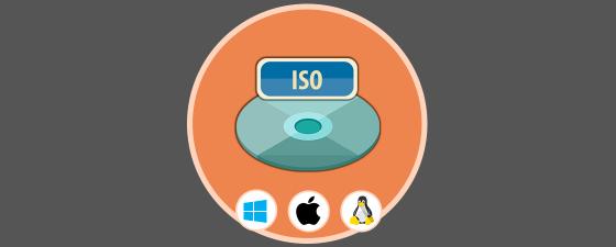 montar ISO en Windows, Mac o Linux