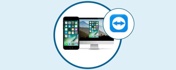 teamviewer iOS 11