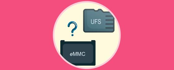 Qué es UFS 3.0 y comparación con eMMC