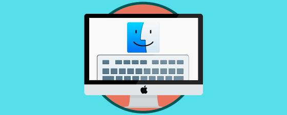 atajos teclado finder mac