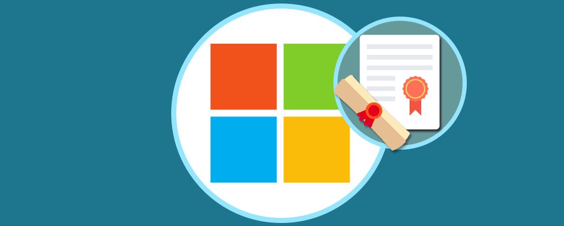 Tipos de licencia en windows solvetic for Tipos de licencias para bares