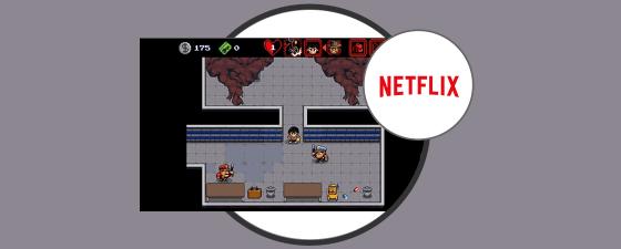 Stranger Things Netflix videojuego