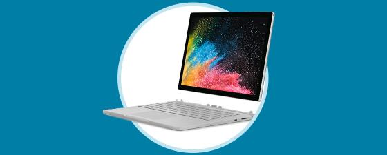 review analisis caracteristicas surface book 2