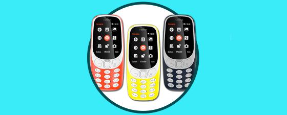 Nokia 3310 caballo de Troya y resurgir de la marca