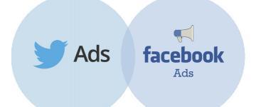 Que es y cómo se utiliza Facebook y Twitter Ads