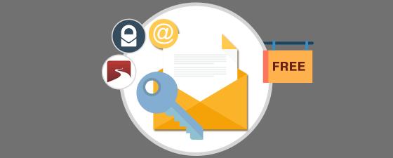 correos seguros y cifrados