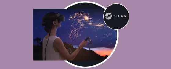 instalar SteamVR con Windows Mixed Reality