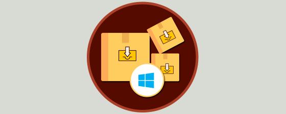 herramientas paquetes windows