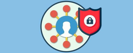 seguridad y privacidad redes sociales