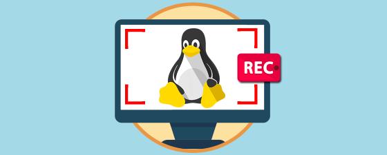 programas grabar pantalla linux