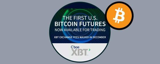 Futuros Bitcoin CBOE Wall Street