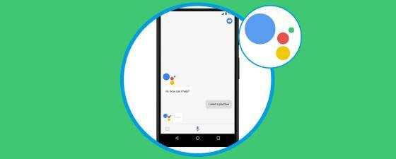 google assistant busca oficios