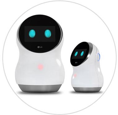 Imagen adjunta: LG Hub Robot y Hub Robot Mini.jpeg