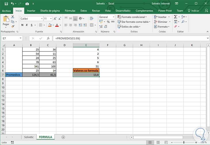 Cómo Copiar Y Pegar Valores Con O Sin Fórmula Excel 2016 2013 Solvetic