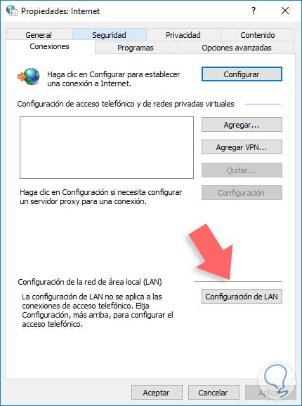 programa para bloquear paginas web en red local